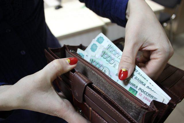 Средняя заработная плата в России для расчета алиментов
