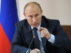 """Путин призвал отказаться от строительства """"муравейников"""""""
