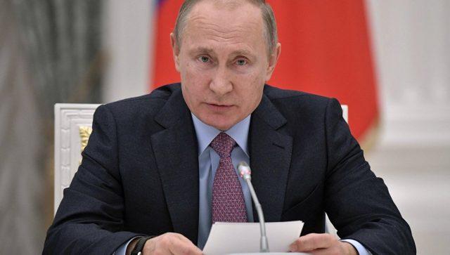 Путин потребовал ограничить рост тарифов на электричество