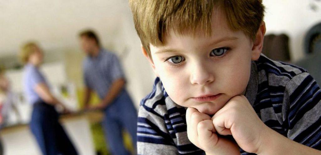 Развод при наличии общих несовершеннолетних детей