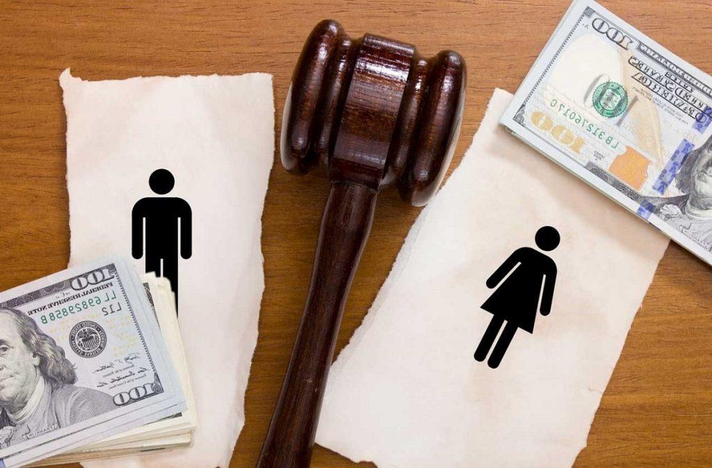 Раздел имущества в период брака