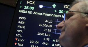 Индекс Dow Jones впервые превысил 25 000 пунктов