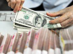 Минфин продолжает конвертировать в валюту нефтяные сверхдоходы