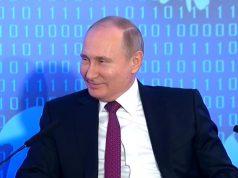 Путин пообещал убрать все ради движения вперед