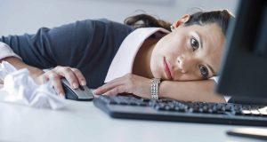Согласно исследования страховщиков, 55% сотрудников испытывают стресс, выходя на работу после отпуска