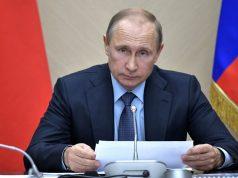Владимир Путин поручил повысить уровень жизни россиян