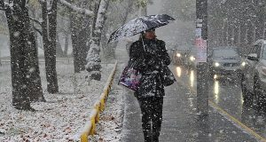 Заморозки и снег вернутся в Москву
