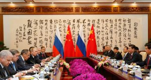 Китай решил продолжить тесно сотрудничать с Россией независимо от западных санкций