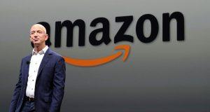 Трамп вновь обвалил акции Amazon своими обвинениями
