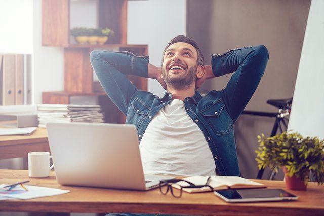 80 процентов россиян удовлетворены своей работой