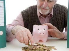Минфин: рост пенсий в РФ в 2019 году на 2 п.п превысит инфляцию