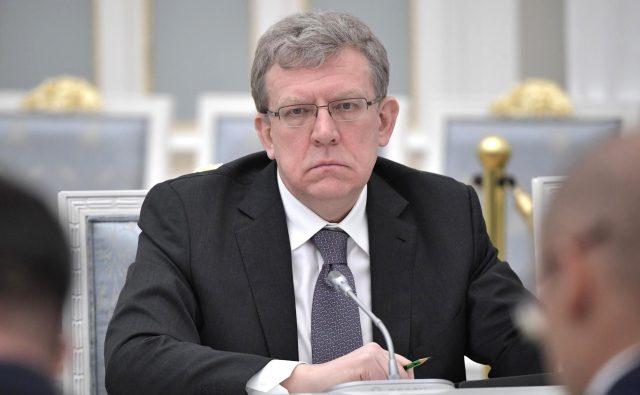 Новый глава Счетной палаты, Алексей Кудрин