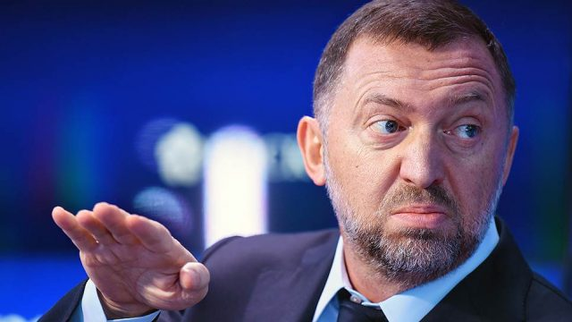 СМИ: Дерипаска отказался от господдержки из-за невыгодных условий