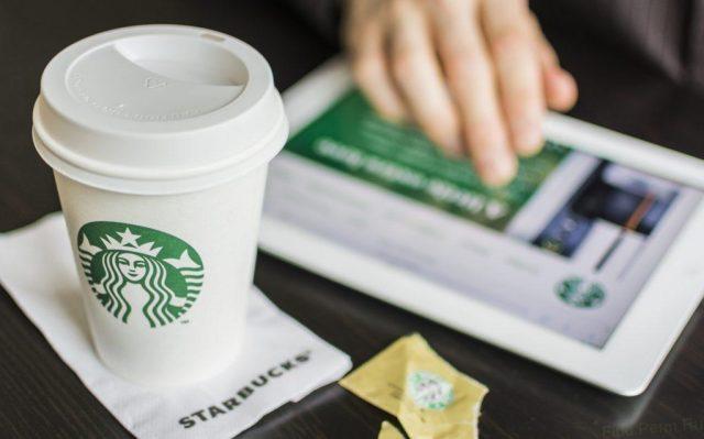 Кофейни Starbucks будут принимать криптовалюту