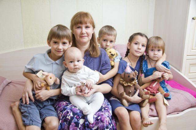 Досрочный выход на пенсию многодетных матерей