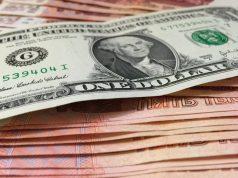 Доллар взлетел
