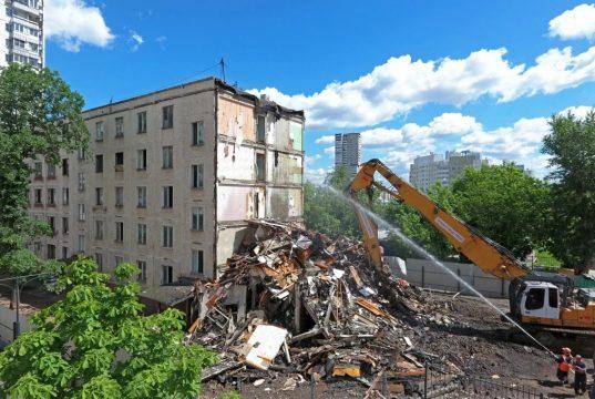 В Госдуму внесли проект о распространении реновации на регионы
