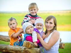 Как и когда будут оформлять пенсию многодетные мамы