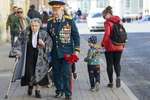 В феврале увеличатся пособия ветеранам и инвалидам