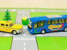 Реформа ОСАГО не пощадила такси и автобусы