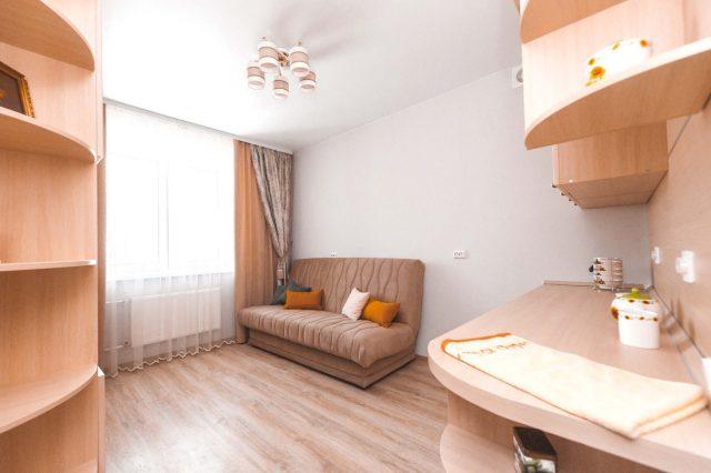 На все готовое. Популярность у покупателей набирают квартиры с ремонтом и мебелью