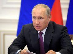 Путин призвал стимулировать инвестиции в высокотехнологичные проекты МСП