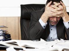 Страховщики выяснили от каких проблем чаще всего страдают офисные работники