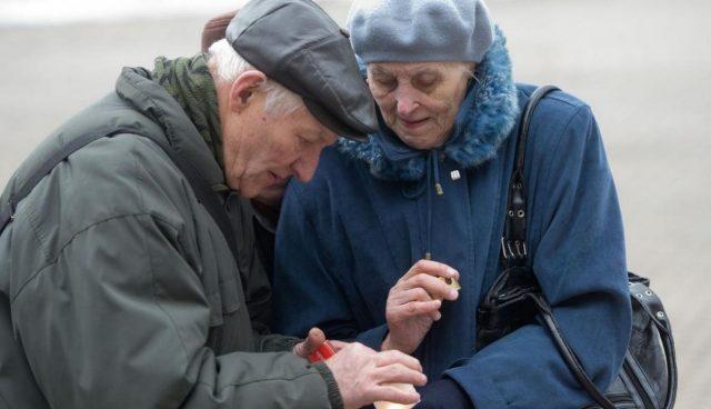 Россияне рассказали о своих доходах на пенсии