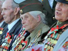 Пенсии ветеранов ВОВ вырастут с 1 мая