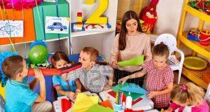 Зарплата дошкольных работников в 2019 году