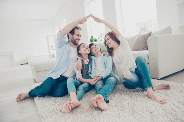 Совфед одобрил закон о компенсации ипотеки для многодетных семей