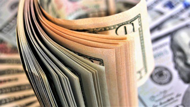 Курс доллара растёт вторую неделю подряд