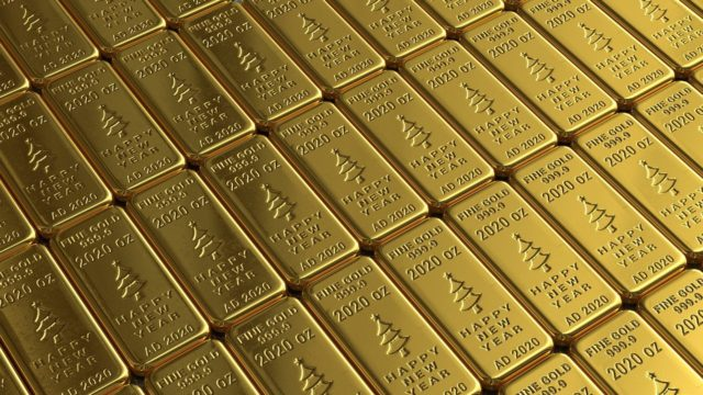 Повышенный спрос вызвал рост цен на физическое золото