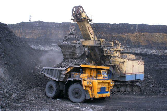Россия увеличила объёмы добычи угля